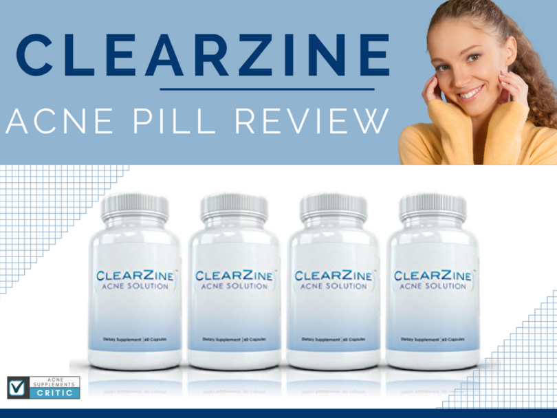 clearzine acne pills