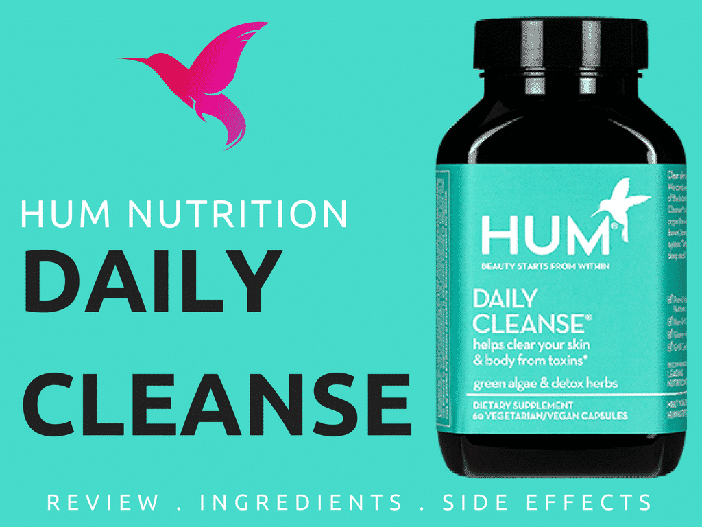 Hum Nutrition Daily Cleanse Acne Reviews Any Side Effects