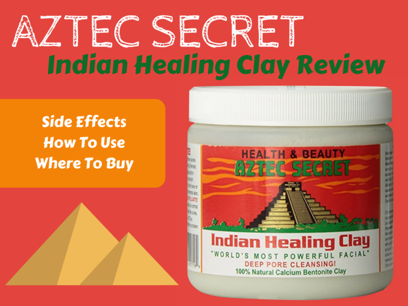 aztec clay mask review