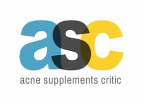ACNE SUPPLEMENTS CRITI