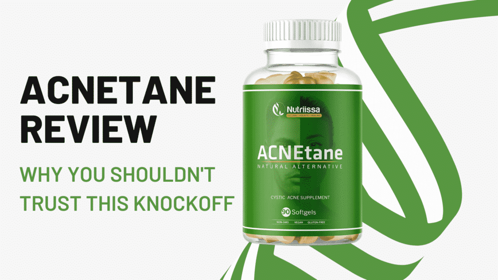 acnetane pills review
